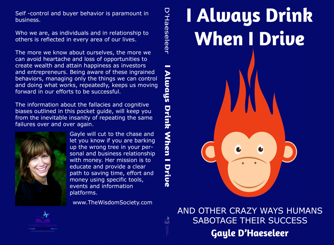 I Always Drink When I Drive