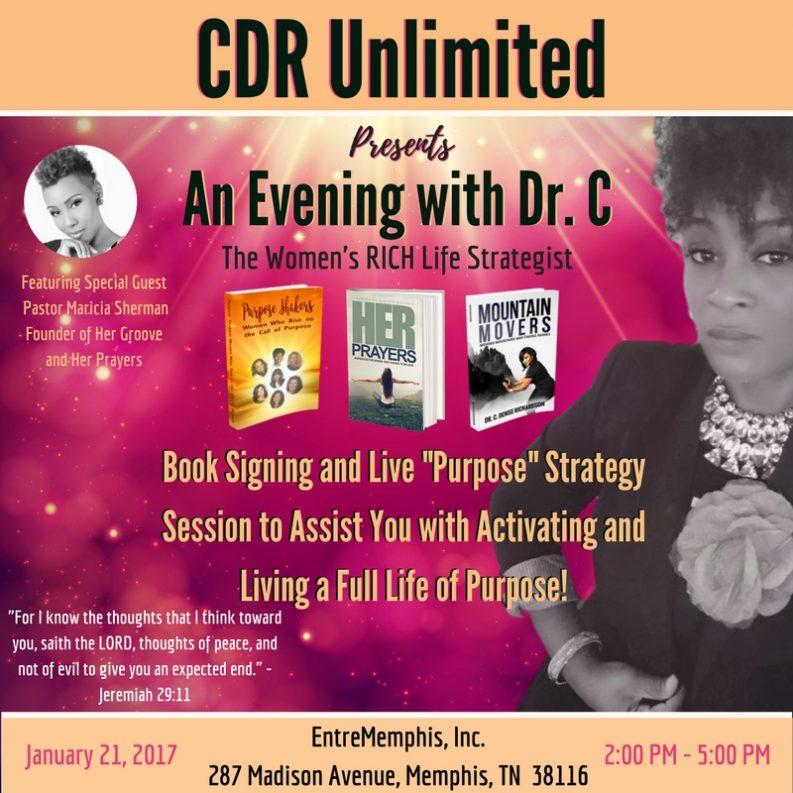An Evening wih Dr. C