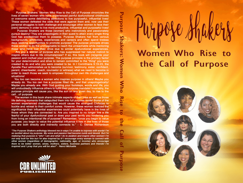 Purpose Shakers Book Cover